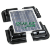 4 pieces Solar Panel Mounts