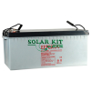 200 Ah AGM Gel Battery 12 Volts