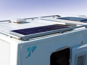 Eolienne 12 volts camping car