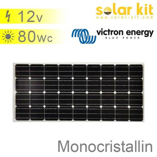 Panel solar BlueSolar 80Wp 12V
