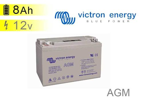AGM Battery 8Ah 12V Victron energy