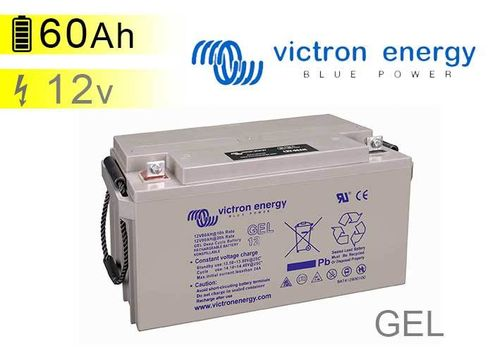 Batterie GEL 60Ah 12V Victron Energy