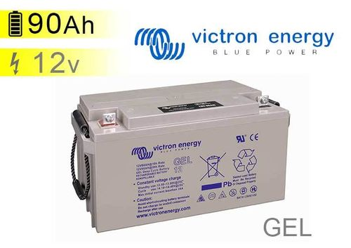 Batterie GEL 90Ah 12V Victron Energy