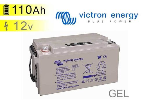 Batterie GEL 110Ah 12V Victron Energy