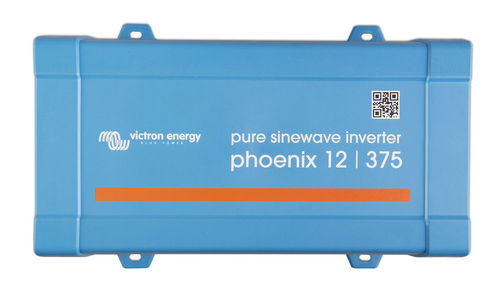 Convertisseur onde pure 12V-230V 375VA Phoenix VE.direct Victron Energy