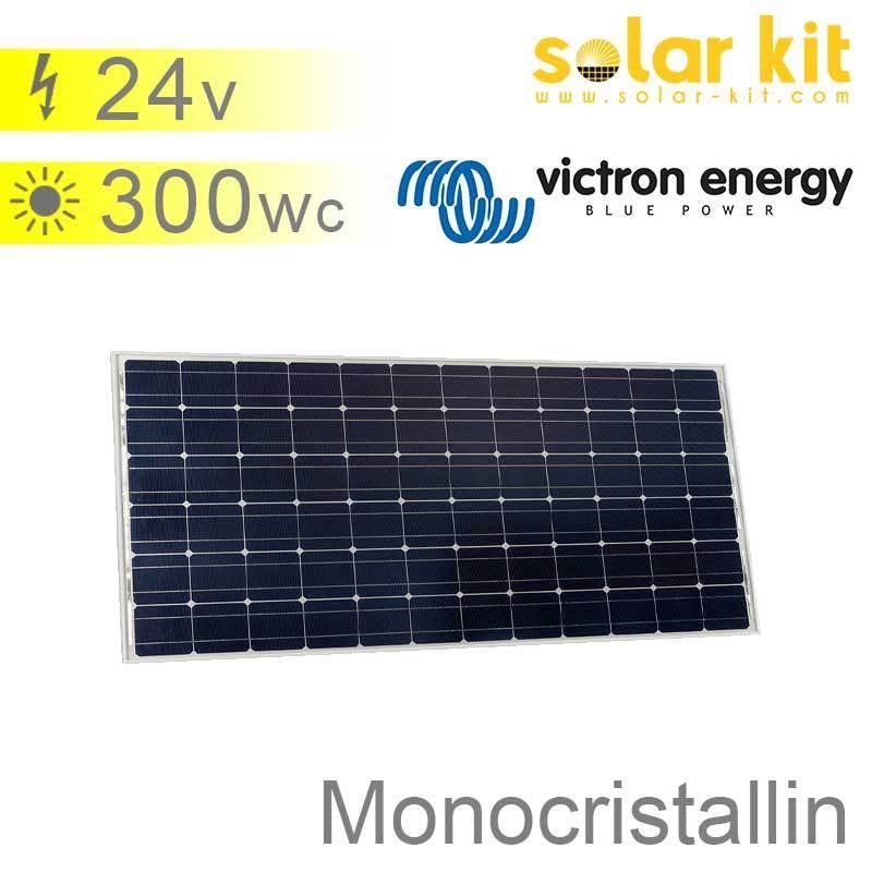 Module solaire 300 W 12 V panneau solaire Monokristallin photovoltaïque cellule solaire