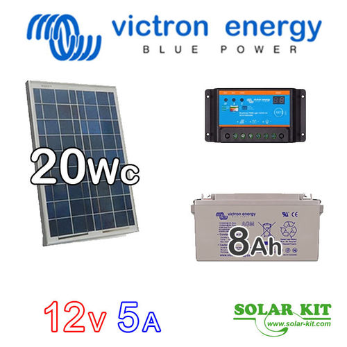 kit_solaire_victron_energy_20w_12v_8Ah