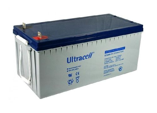 Batterie solaire GEL 12v 200Ah Ultracell UC