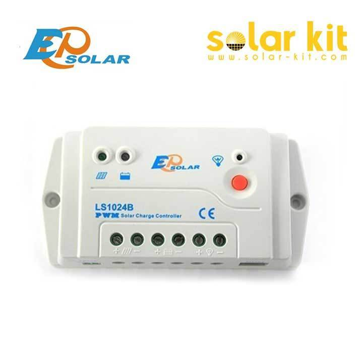 Charge Controller 10a 12 24v Ls1024b Epsolar