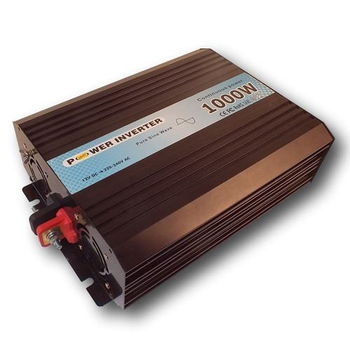 Inverter pure wave 12v-220v 1000W