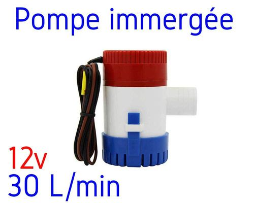 Water pump 12V - 30 liters per min