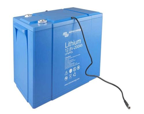 Batterie Lithium 12,8V 90Ah - smart - Victron Energy