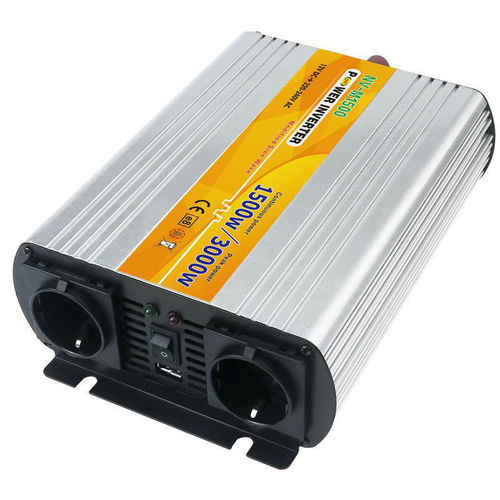 Inverter pure wave 12v-220v 1500W