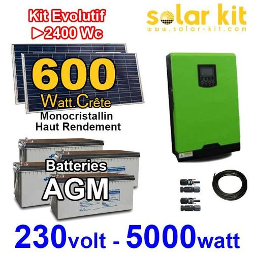 KS230V5000W600WC400AH